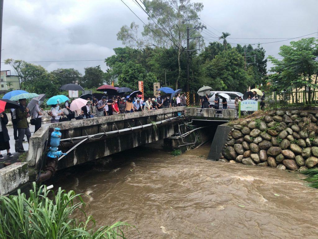 食水嵙溪番社嶺橋